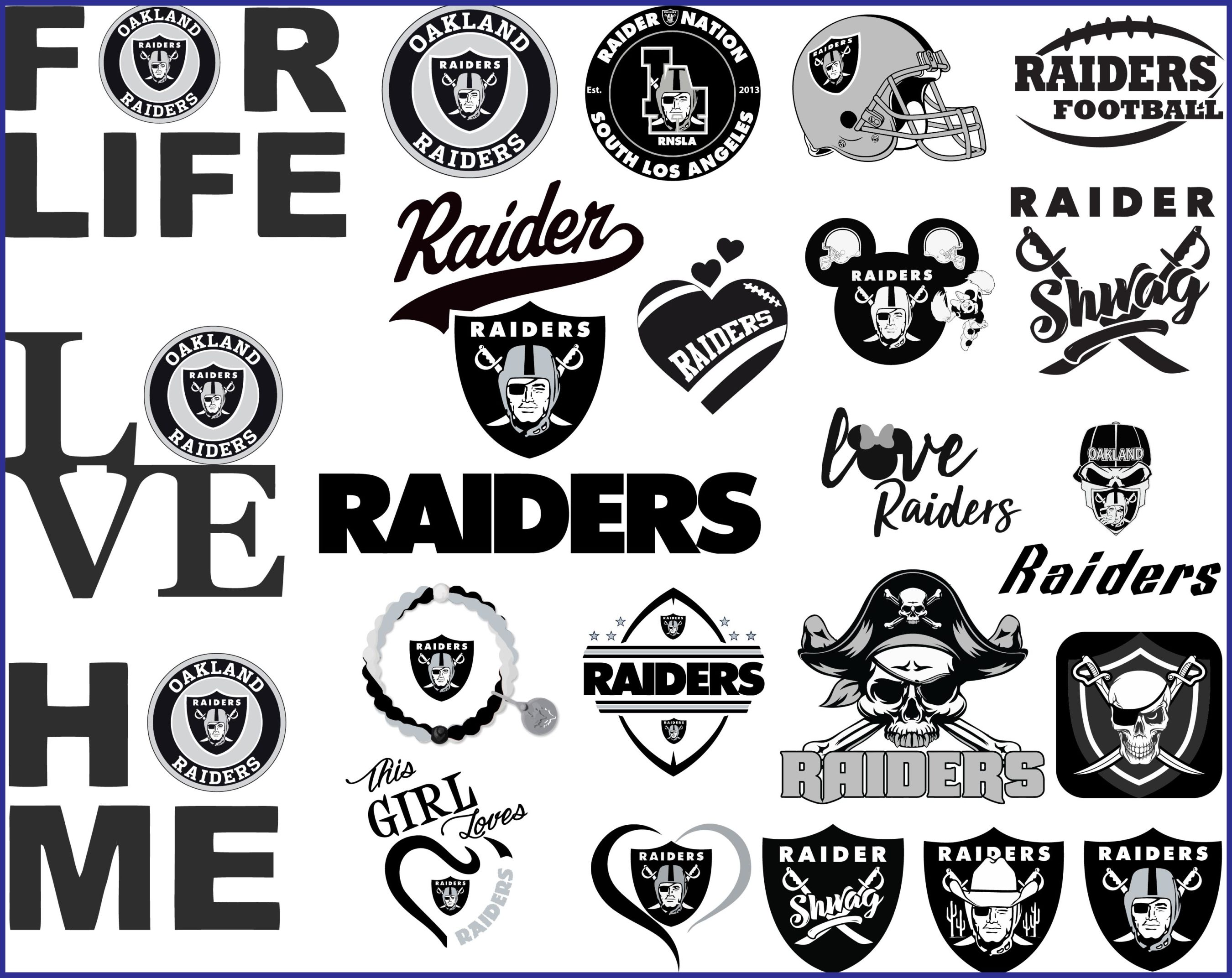 Download Raiders Logo Vector ~ news word